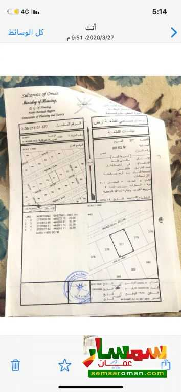 Ad Photo: Land 600 sqm in Shinas  Al Batinah