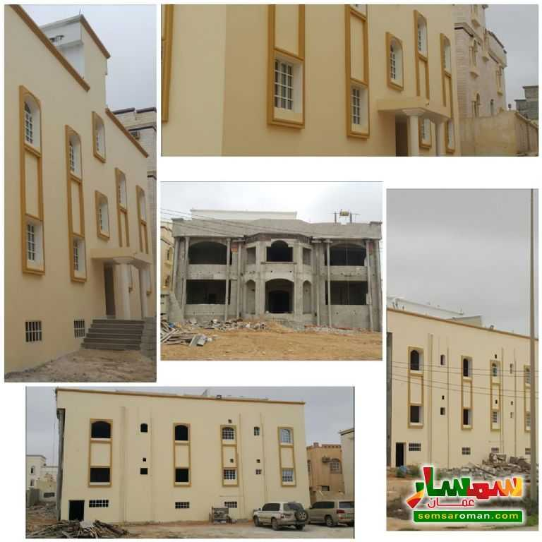 Ad Photo: Building 1100 sqm semi finished in Salala Zufar