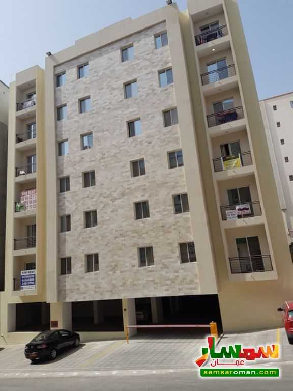 Ad Photo: Apartment 2 bedrooms 3 baths 102 sqm lux in Bosher  Masqat
