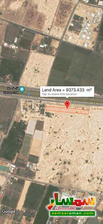 Ad Photo: Land 9344 sqm in Al Masna  Al Batinah