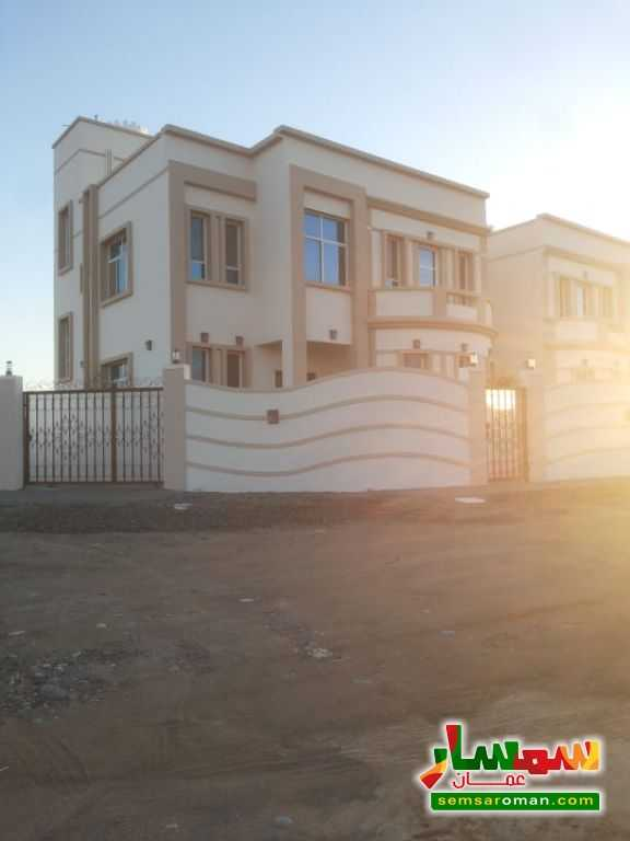 Ad Photo: Villa 3 bedrooms 5 baths 400 sqm semi finished in Barka  Al Batinah
