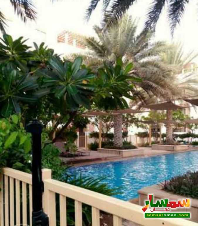 Ad Photo: Beautiful furnished 2 BR with garden / pool view and large terrace in Al Mouj Muscat in Muscat  Masqat