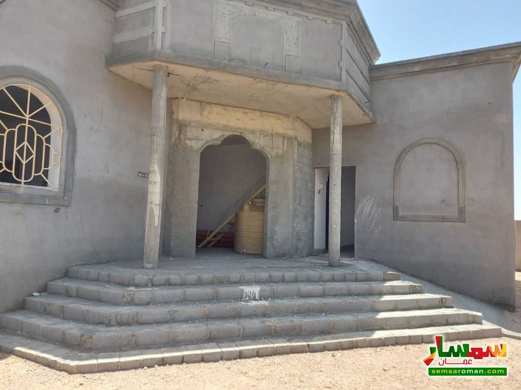 Ad Photo: Villa 4 bedrooms 5 baths 750 sqm without finish in Ibri Az Zahirah